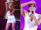 Show da poderosa! Lancellotti dá uma de Anitta e solta a voz; confira o vídeo