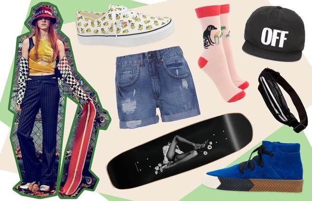 Guia de natal: Skate (Foto: Divulgação e Reprodução)