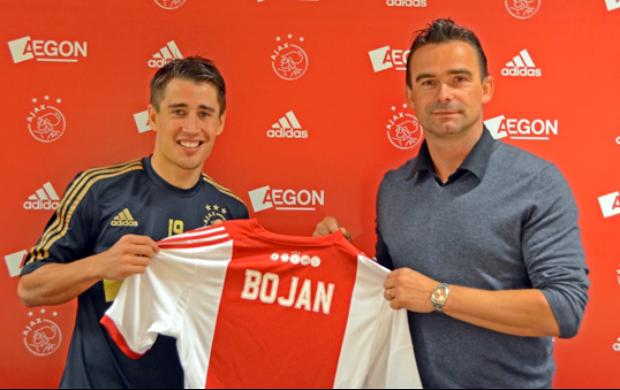 Bojan Ajax Overmars (Foto: Reprodução / Site Oficial)
