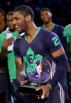 Kyrie Irving, no All-Star Game, NBA (Foto: Reuters)