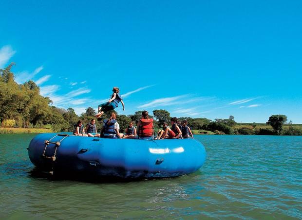 Acampamento Replago (República do Lago) (Foto: Divulgação)
