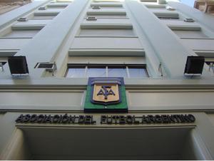 Sede da AFA Argentina (Foto: Divulgação)
