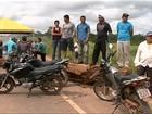 Manifestantes liberam trecho de acesso a Belo Monte