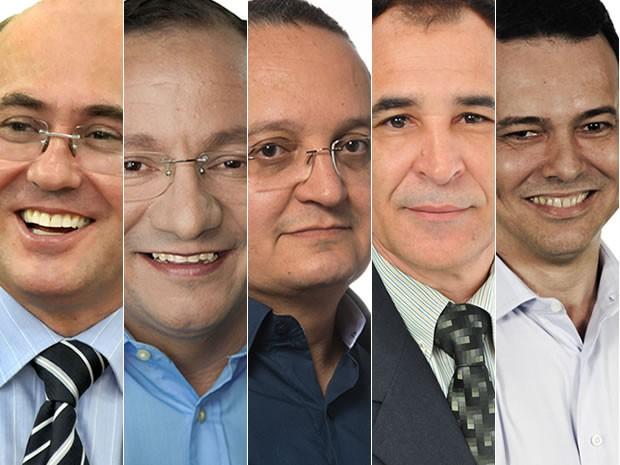 Candidatos ao governo de Mato Grosso - 620 (Foto: Arte G1)
