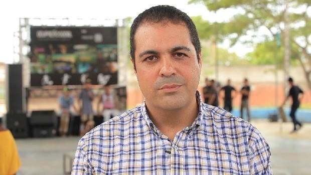 Júlio Pompeu é secretário de Direitos Humanos no estado (Foto: Secundo Rezende)