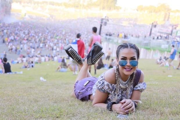 Gil Jung no Tomorrowland (Foto: Arquivo Pessoal/Divulgação)