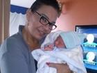 Solange Couto agradece mensagens: 'Mamãe está aqui, firme e forte'