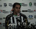 Jaílson e Vicente são os primeiros a renovar contrato com o Ceará