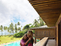 Ticiane Pinheiro curte férias com a filha, Rafaella Justus, na Bahia