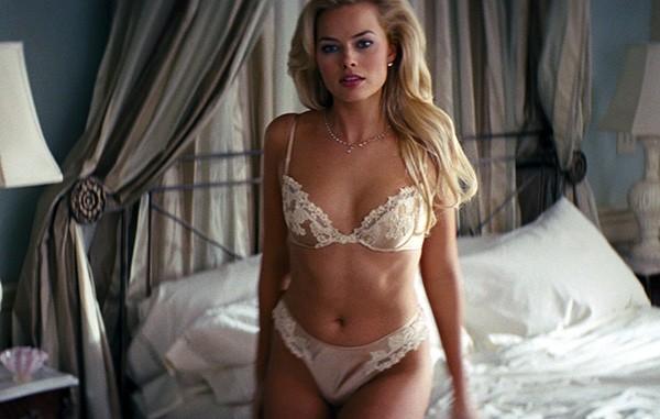 Margot Robbie – O Lobo de Wall Street (2013) (Foto: Divulgação)