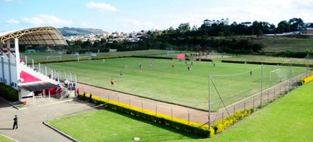 Novo CT para a base do Inter, em Alvorada (Foto: Divulgação/Inter)