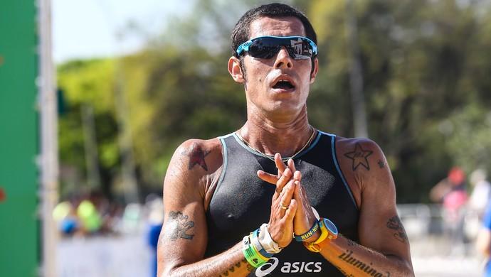 Adriano Bastos maratonista Powerman (Foto: Fernanda Paradizo / Divulgação)