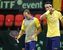 Marcelo Melo e Bruno Soares são surpreendidos, e Brasil é eliminado