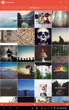screenshot de Flipagram
