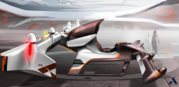 Airbus quer produzir o Vahana em 2020 (Foto: Airbus via AP)
