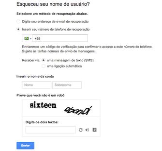 Tente checar via celular qual conta está cadastrada no seu Orkut (Foto: Reprodução/Paulo )