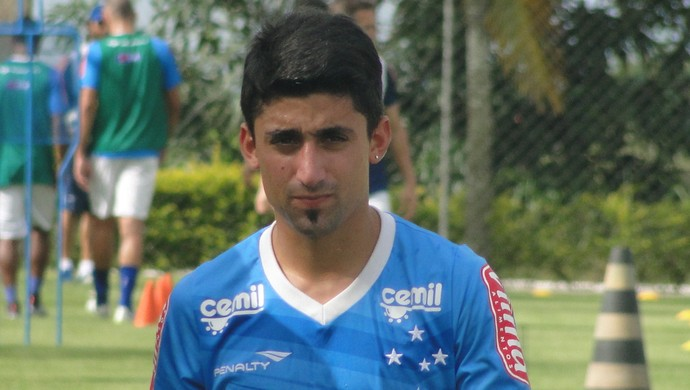 Matias Pisano, Cruzeiro (Foto: Guilherme Frossard)