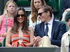 Pippa Middleton, irmã da princesa Kate, está solteira, diz revista