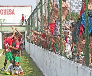 torcida briosa (Foto: Divulgação)