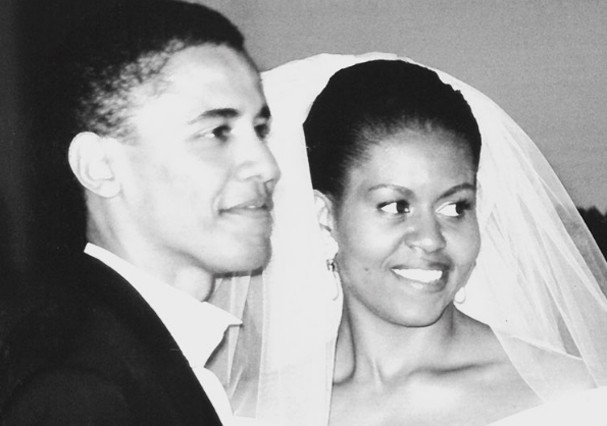 Obama e Michelle completam 25 anos de casados (Foto: Instagram/Reprodução)