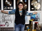 Roberta Miranda explica falta de Paula Fernandes em DVD com sertanejas
