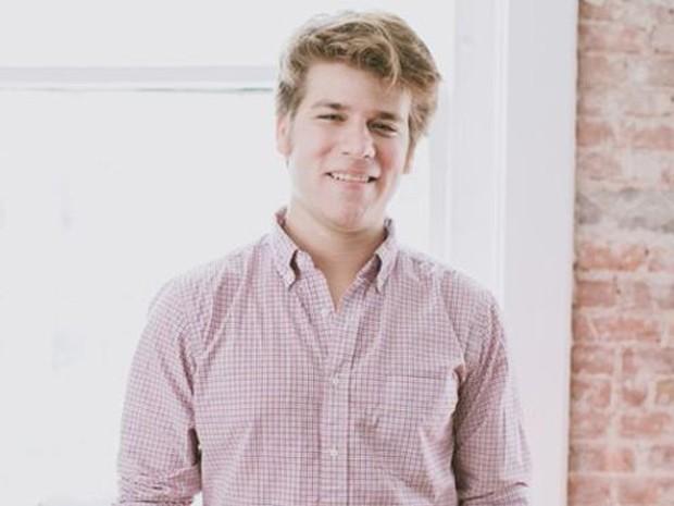 Zach Sims é cofundador do site Codecademy e é conhecido como o professor com 26 milhões de alunos (Foto: Divulgação/Julia Robbs)