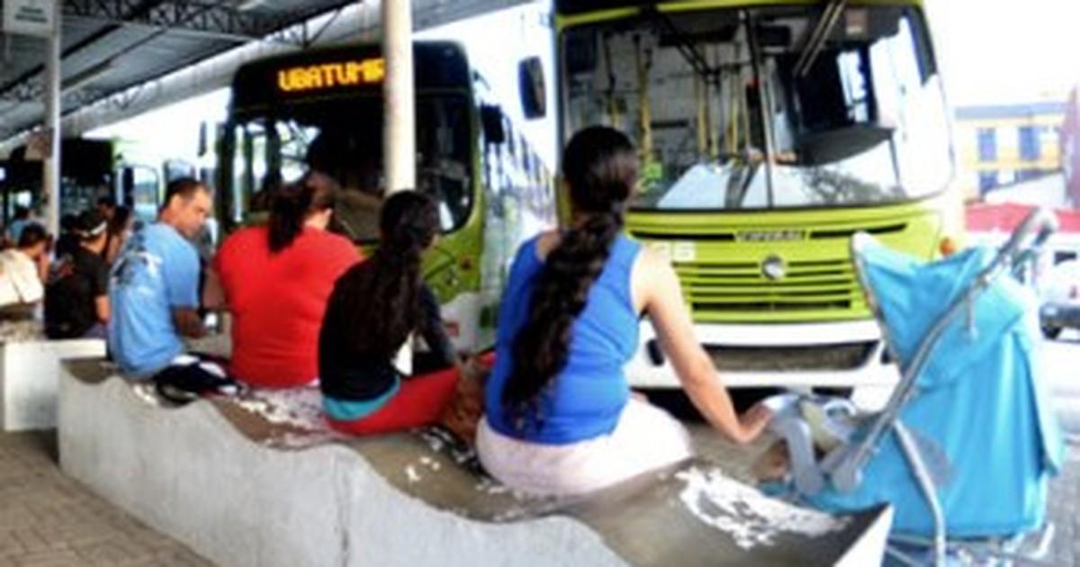 Preço da passagem de ônibus vai subir para R$ 3,40 em Ubatuba, SP - Globo.com