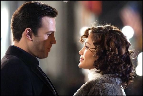 Jennifer Lopez e Ben Affleck em 'Menina dos Olhos' (2004) (Foto: Divulgação)