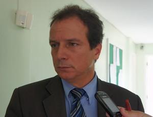 Watteau Rodrigues, presidente do Auto Esporte (Foto: Rammom Monte)
