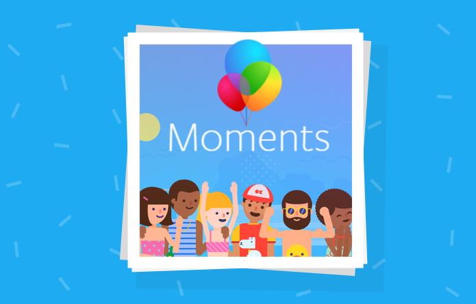 Facebook Moments faz backup de fotos e vídeos ilimitados (Foto: Divulgação)