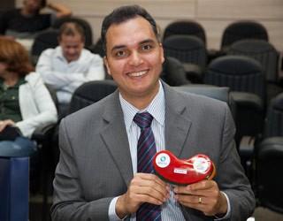 Luciano Bom Exemplo Maringá (Foto: Divulgação/RPC TV)