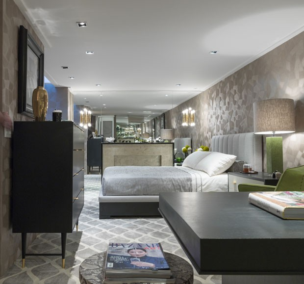 13 quartos com belas ideias para casa