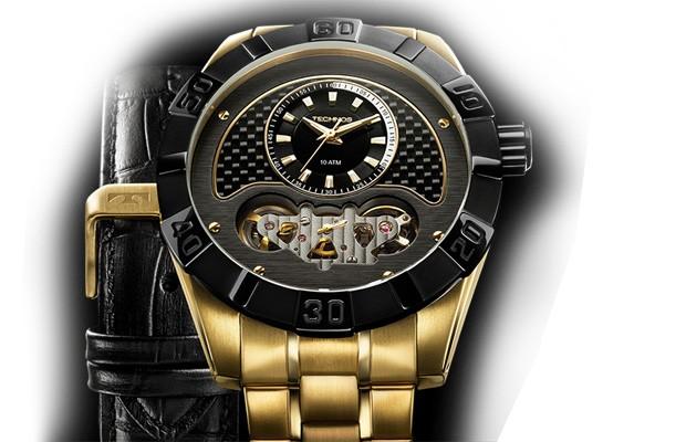 Relógio Technos Lendas do Podium Emerson Fittipaldi (Foto: Divulgação)