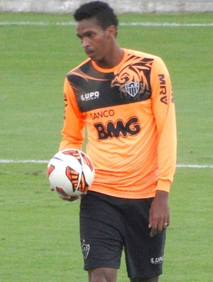 Jô do Atlético-MG (Foto: Léo Simonini)