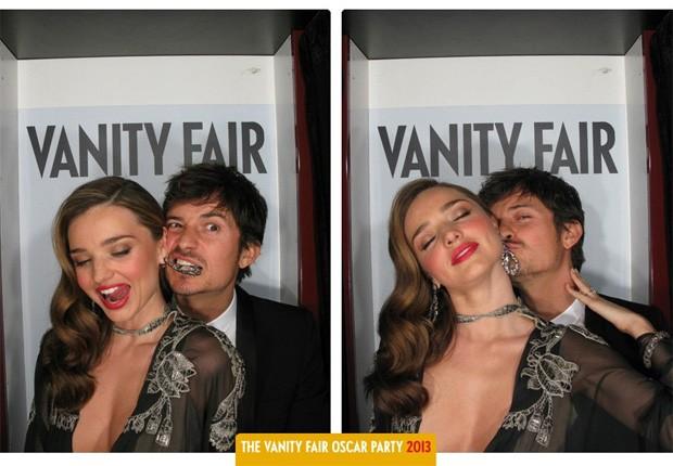 Miranda Kerr e Orlando Bloom (Foto: Reprodução)