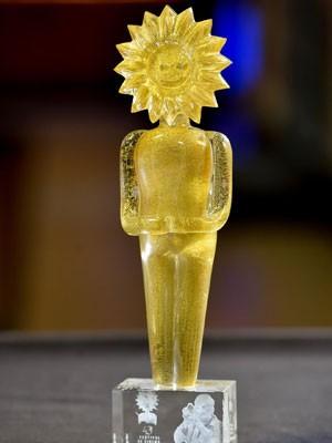Kikito, estatueta levada pelos vencedores do Festival de Gramado (Foto: Divulgação)