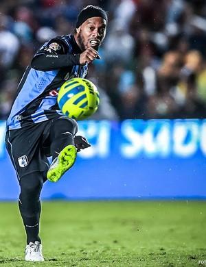 Ronaldinho Querétaro (Foto: Reprodução / Facebook)