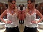'Só achei a saia muito curta', diz ex-BBB Rodrigão para Adriana