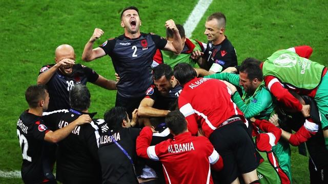 f1b0dca9c7 Romênia x Albânia - Eurocopa 2016 - globoesporte.com