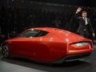 Volkswagen lança carro 'mais econômico do mundo' em Genebra