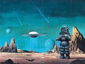 """Clássico de Fred M. Wilcox """"O Planeta Proibido"""", de 1957, será exibido nesta quarta-feira (1) (Foto: Sesc/Divulgação)"""