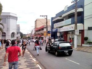 Suspeita é de que o grupo tenha se deslocado para Mogi Guaçu (SP) (Foto: Ricardo Azevedo/ A Comarca)