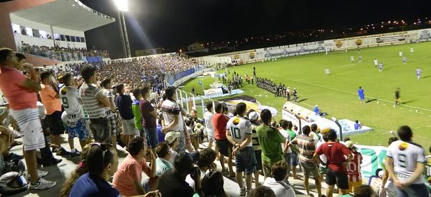Atlético-PB 1 x 0 Sousa (Foto: Jérfferson Emanoel / Globoesporte.com/pb)