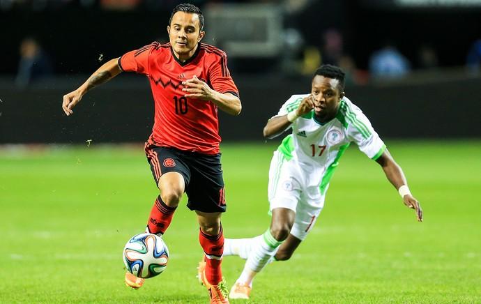 270939139f3da Luis Montes jogo México e Nigéria amistoso (Foto  Reuters)