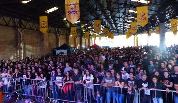 Curitiba Rock Carnival (Foto: Divulgação/ RPC)