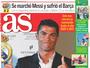 Jornal: CR7 selará renovação com o Real Madrid assim que voltar das férias