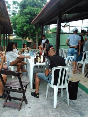Festa Flamengo (Foto: Reprodução)