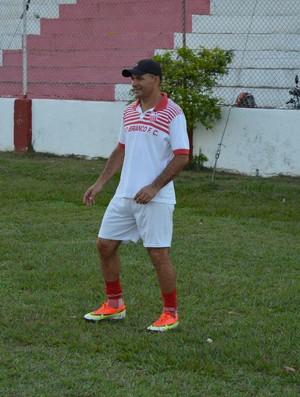 Tangará técnico Rio Branco 1 (Foto: Duaine Rodrigues)