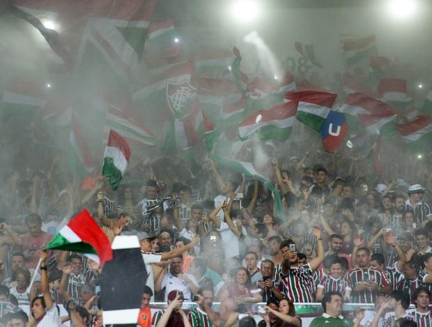 Torcida Fluminense x LDU