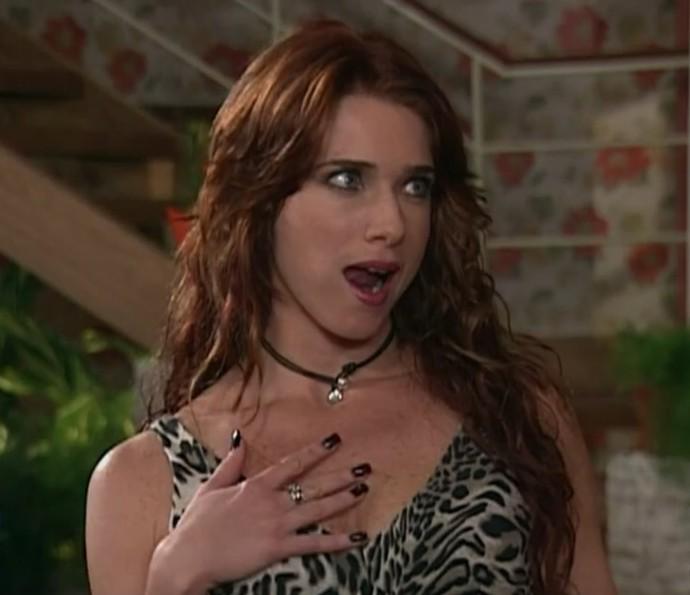 Viviane Fontes foi interpretada por Letícia Spiller em 'Senhora do Destino' (Foto: TV Globo)